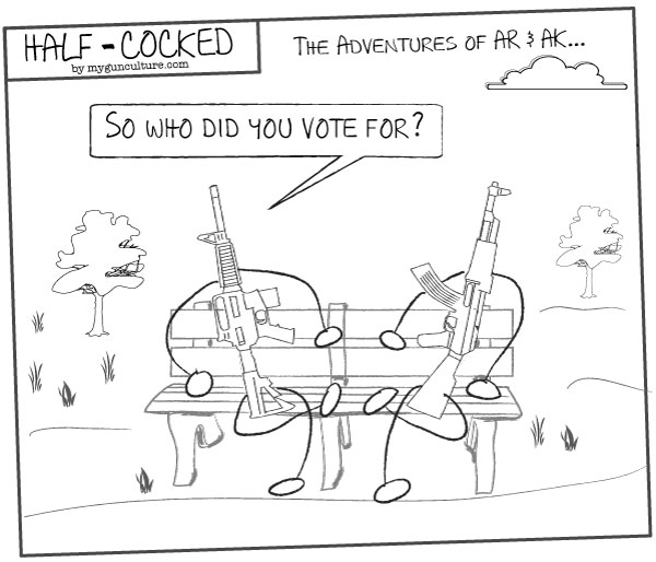 AR and AK - Who Did You Vote For?