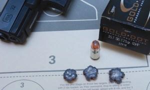 Speer Gold Dot 357 Sig ammo Glock 32