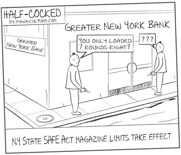 NY State Safe Act Magazine Limits