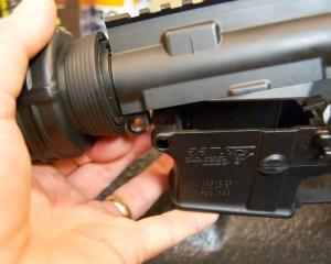 AR-15 JP Gas Block Installation remove upper