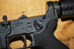 Blackhawk's AR-15 Offset Safety Selector: Don't Be All Thumbs