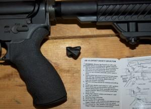 Blackhawk! AR-15 Offset Selector