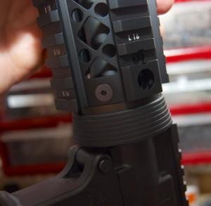 Blackhawk! AR-15 Quad Rail Forend