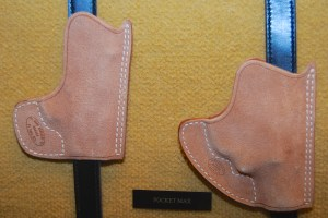 El Paso Pocket Max holsters