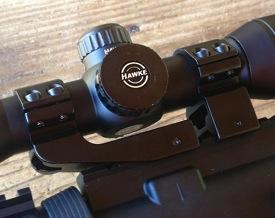 Hawke 1x32 Multi-Purpose Scope mount