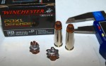 Ammo Test: Winchester PDX1 Defender .38 Special +P 130 Grain