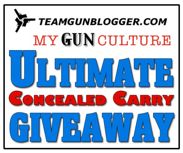 Ultimate Concealed Carry Giveaway