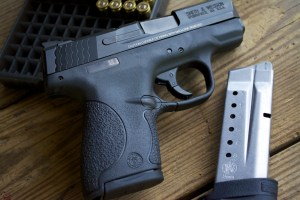 Smith & Wesson M&P Shield 9mm 1931