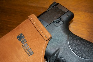 Smith & Wesson Shield 9mm Galco 1960