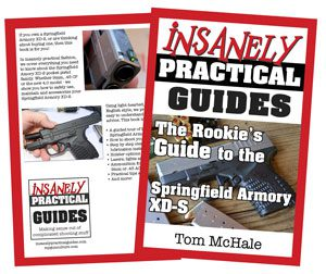 Hot off the press! The Rookie's Guide to the Springfield Armory XD-S