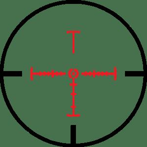 Weaver's CIRT Reticle