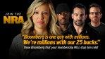 5 Million Freakin' People vs. Moms Demand Bloomberg Alimony Checks
