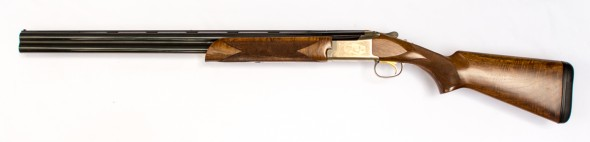 The Browning Citori 725 Feather is a beautiful gun, both in handling and appearance.