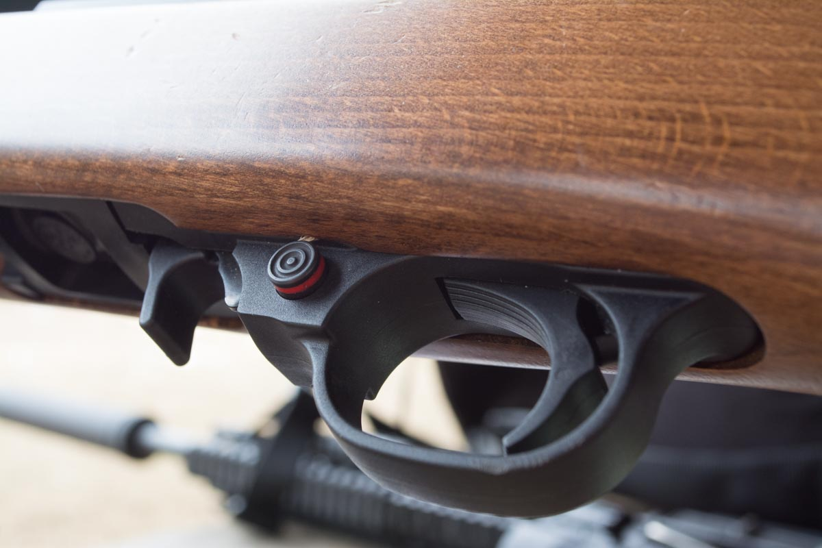 A Spiffy Upgrade for the Ruger 10/22