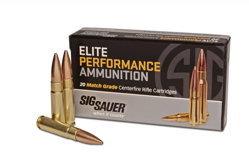 Sig's new 300 AAC Blackout offering.