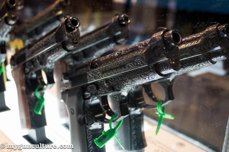 More fancy Beretta 92s