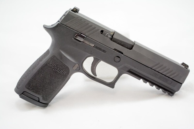 A Striker-Fired .357: The Sig ...