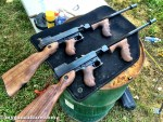 Zoot Shooting a Thompson 1927A-1