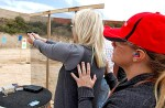 With most courses, there will always be a need for live instruction at the range. Photo: National Rifle Association