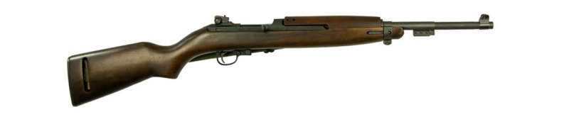 A brand new 1945-style M1 Carbine from Inland Manufacturing.