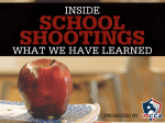 The Real Deal About School And Other Mass Shootings