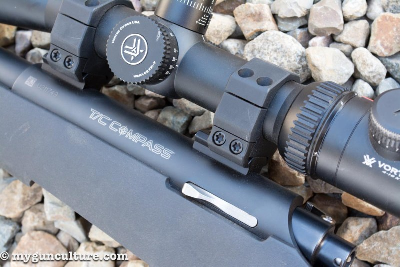 This Vortex Viper PST provided exceptional clarity at high magnification levels.