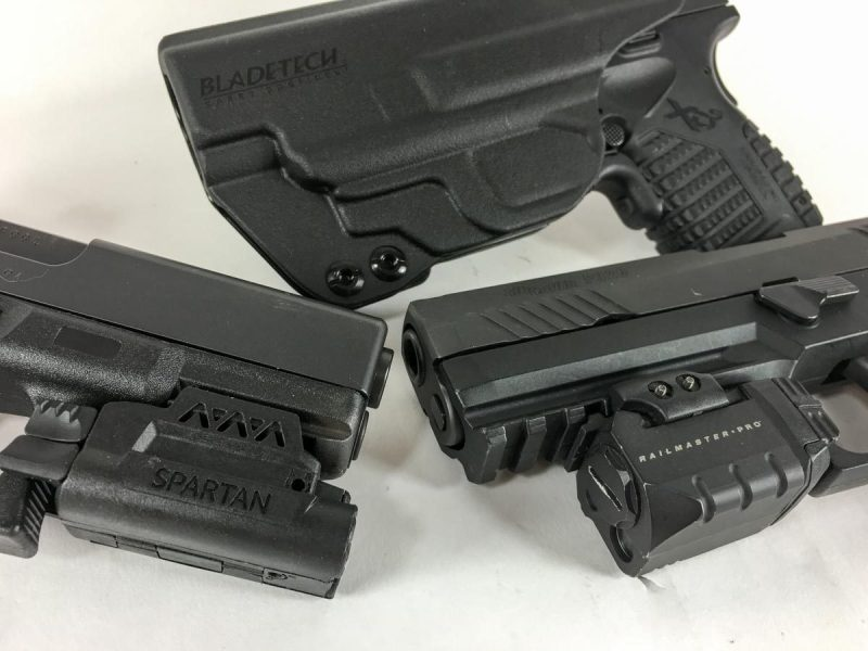 Weapon lights and lasers are getting smaller and lighter every day. It's a great time to consider adding capability to your carry gun.