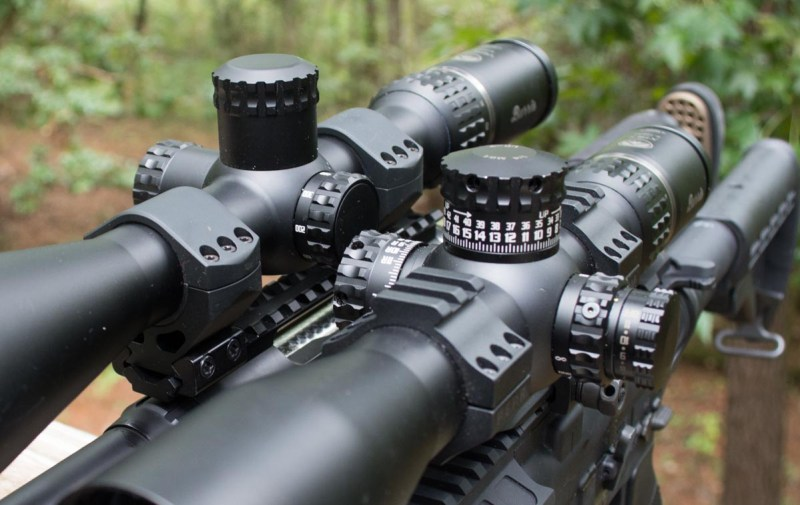 What are some of the things to consider when choosing a higher magnification scope?