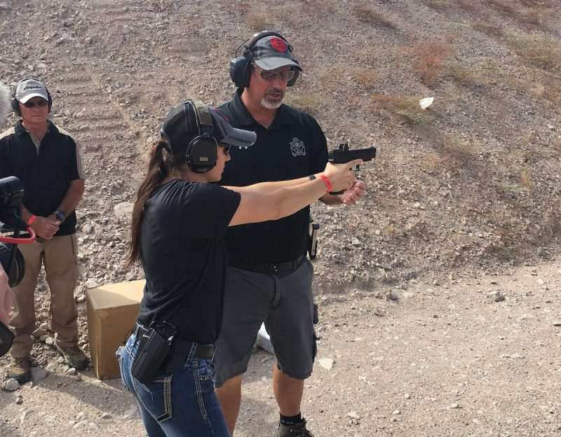Yes, switching to optical sights requires some training, but I think the benefits outweigh the drawbacks if you invest in practice. Here, Springfield Armory's Rob Leatham offers some tips on shooting the new XD(M) OSP with a Trijicon RMR.