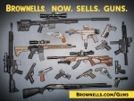 Brownells is now selling guns