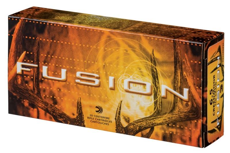 Federal Premium Fusion 6.5 Creedmoor