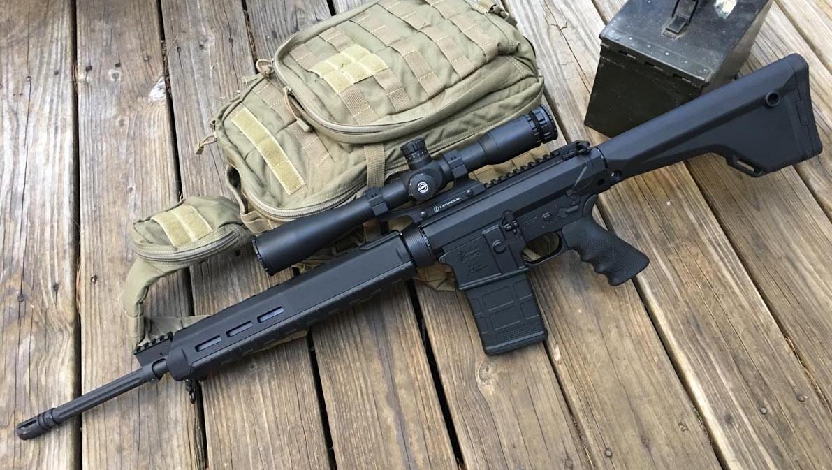 Grease Gun Tips >> Windham Weaponry's Big Boy AR-10 - Full Review - My Gun Culture