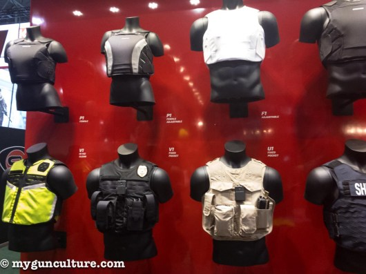 Safariland offers a new line of body armor. Mix and match the internal soft-armor with the requirements you need to the carrier. It's like Lego's that stop bullets.