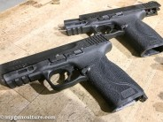 "A pair of 4.25"" barrel models in 9mm and .40 S&W"