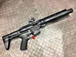 SHOT Show 2017: Suppressed 9mm Carbine From UM Tactical