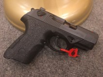 A very nice new concealed carry gun from Beretta with major design input from pistol guru Ernie Langdon - the new PX4 Compact Carry.