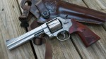 Smith & Wesson's Model 629 Deluxe .44 Magnum