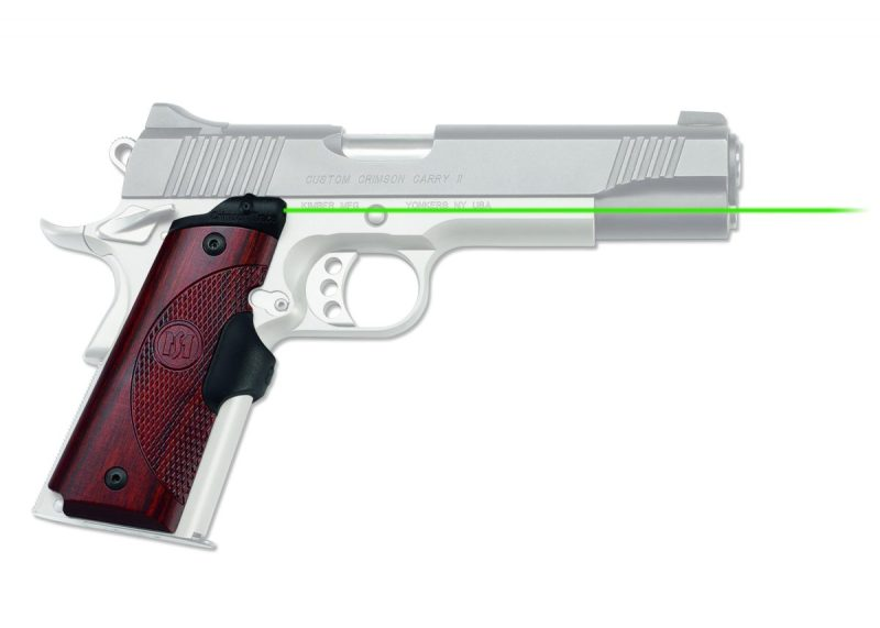 Crimson Trace Master Series 1911 Lasergrips