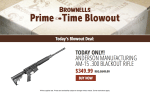 Big-Time Deals at Brownells This Week