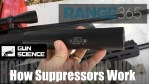 Gun Science: How Suppressors Work [VIDEO]