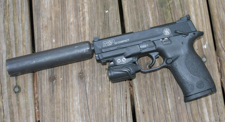 Kit Gun 2.0 – Smith & Wesson's M&P 22 Compact