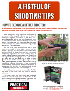 A Fistful of Shooting Tips