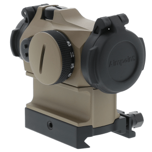 Aimpoint Micro T-2 Flat Dark Earth Red Dot Sight