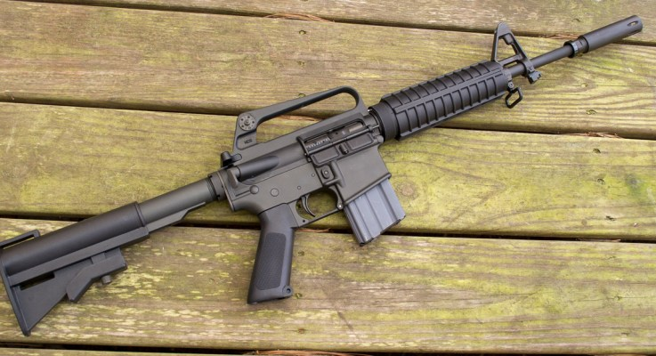 The Brownells XM177 Colt Commando: Something Old and Something New