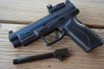 What a Suppressed Pistol Should Be: The New Springfield Armory XD(M) OSP Threaded