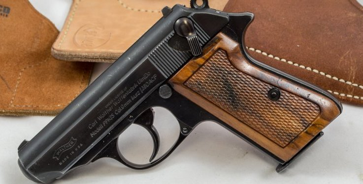 Resurrecting a Walther PPK/S