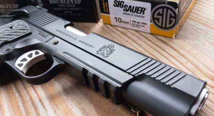 Springfield Armory 1911 Range Officer Elite Operator 10mm