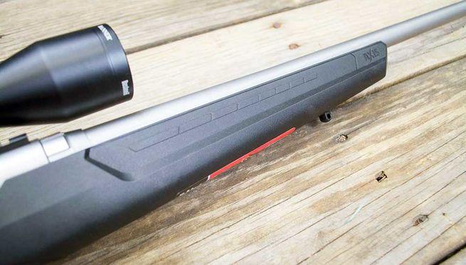 savage rifle forend