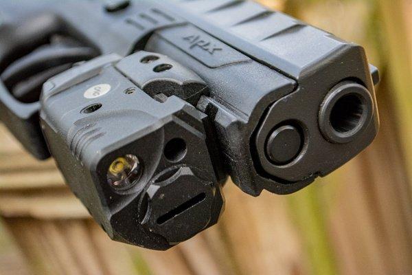 How to Zero Your Pistol Laser Sight