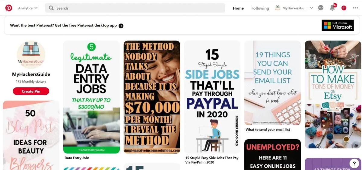 pinterest - sites like Quora